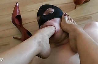 Shoe And Foot Worship POV