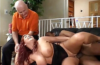 Interracial Sex with BBW