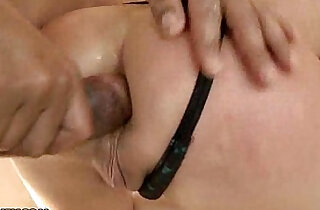 Anal interracial for real