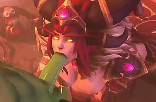 Fapzone Alexstrasza World of Warcraft