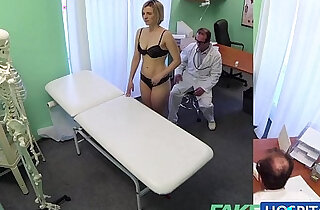 FakeHospital New doctor gets her horny MILF naked and wet with desire