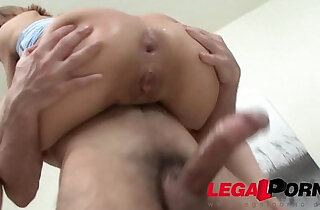 Cute slut loves deep and hard style anal fucking