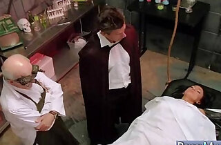 Hard Sex Tape made With Doctor And Slut Patient audrey bitoni clip