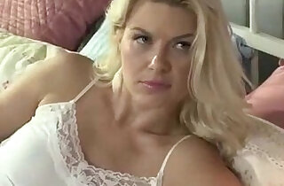 Mature fucks her stepdaughter with huge strapon