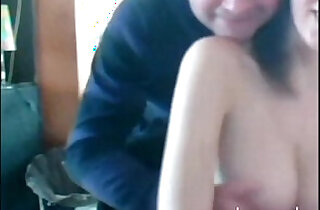 Father And Daughter Webcam