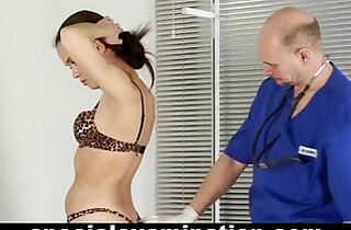 Gyno exam for young lady