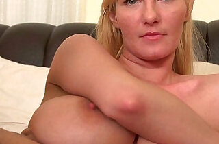 Soccer moms with big tits and hairy wet pussy masturbate