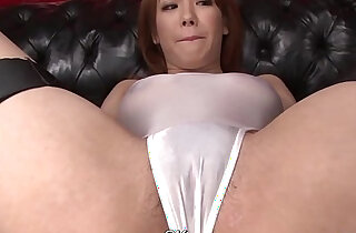 Subtitles Japanese beauty gets big dick in her nice pussy