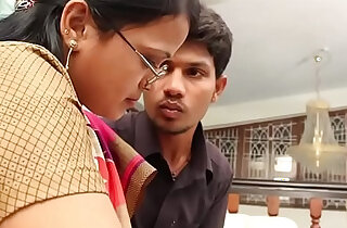 Boy eagerly waiting to touch aunty boobs full vintage movie